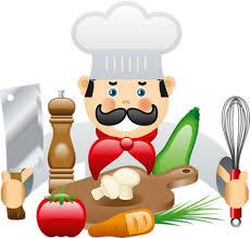 Cuisiniers en herbe !